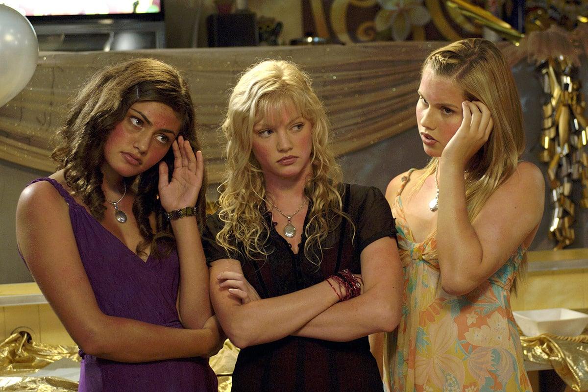 Phoebe tonkin h2o season 1