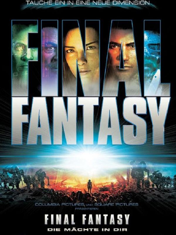Fantasy Filme Von 2001