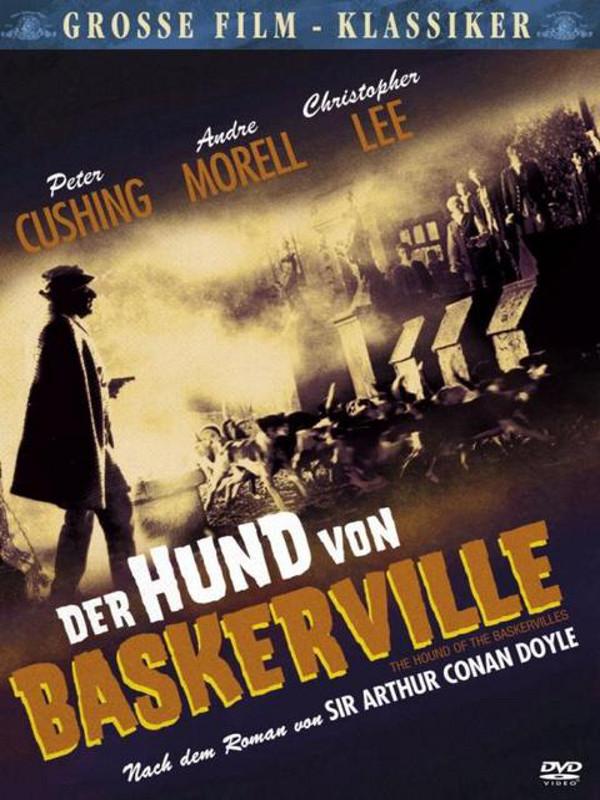 Der hund von baskerville film 1959 for Der hund von baskerville