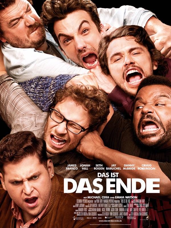 Das ist das Ende - Film 2013 - FILMSTARTS.de