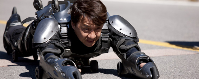 Jackie chan klar for expendables 3