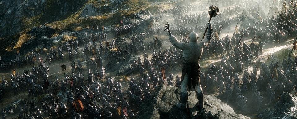 Nur Fast Schon Ein Quickie Der Hobbit Die Schlacht Der Fünf Heere