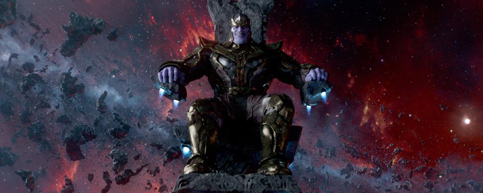 """""""Es hat mich umgehauen"""": Thanos-Darsteller Josh Brolin über Endkampf in """"Avengers: Infinity War"""""""