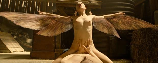 Diese Sex-Szenen in Horrorfilmen sorgten fr Aufregung
