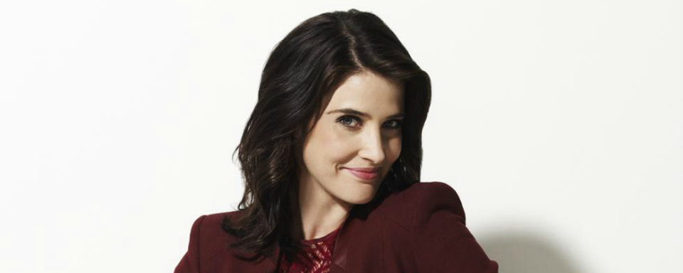 friends from college how i met your mother star cobie smulders in der neuen netflix serie. Black Bedroom Furniture Sets. Home Design Ideas
