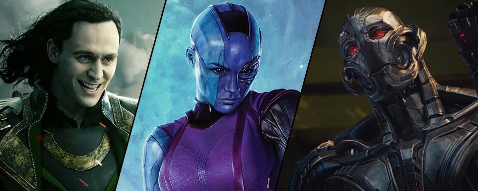 Alle Bösewichte Des Marvel Cinematic Universe Gerankt Vom