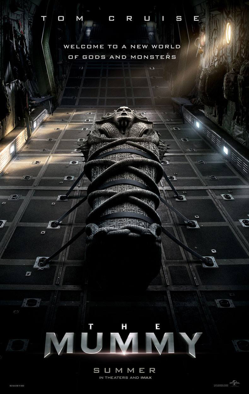 Bildergebnis für die mumie 2017 plakat