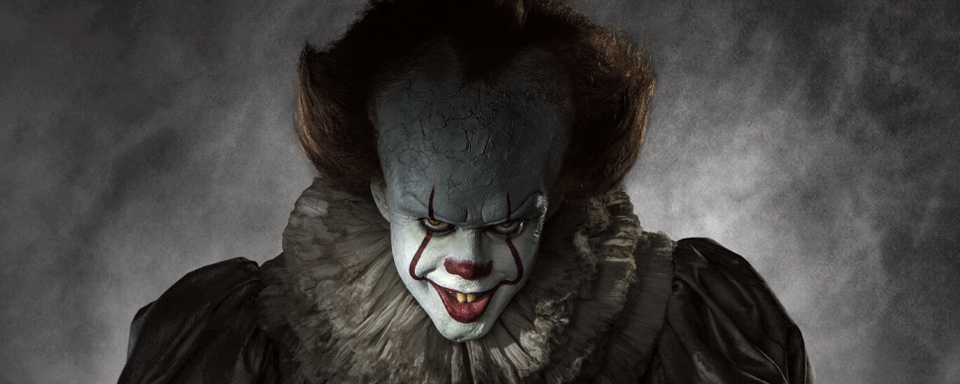 pennywise clown wallpaper