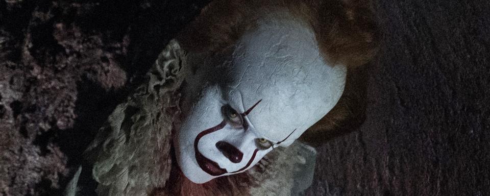 Quot Stephen Kings Es Quot Erster Trailer Zum Clown Horror L 228 Sst