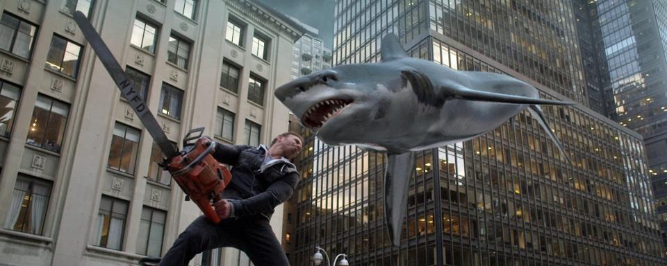Sharknado 5 Besetzung