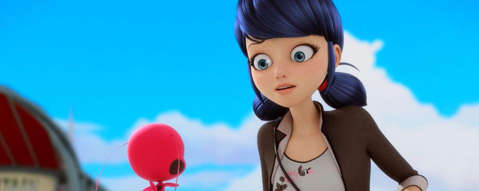 Panne: In der Disney-Kinderserie Miraculous läuft ein