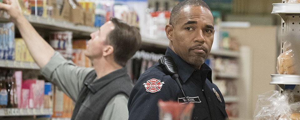Seattle Firefighters Serie