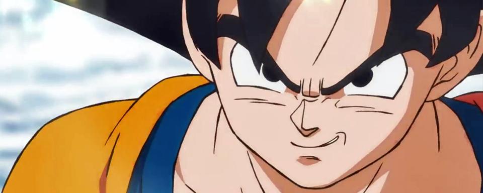 Dragon Ball Super Broly Krachende Action Im Ersten Trailer Zum 20