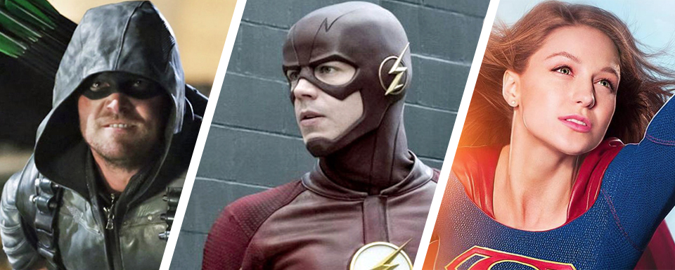 """""""Arrow"""", """"The Flash"""", """"Supergirl"""": Auch Superman und Lois Lane sind beim Mega-Crossover dabei"""