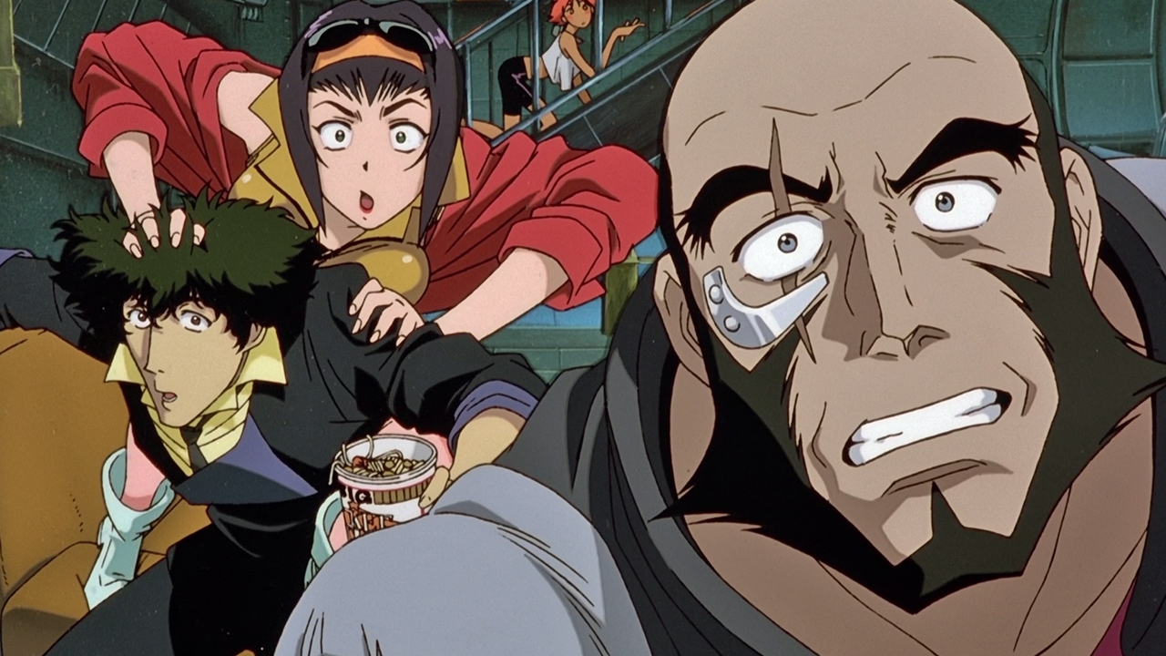 Anime Verfilmung