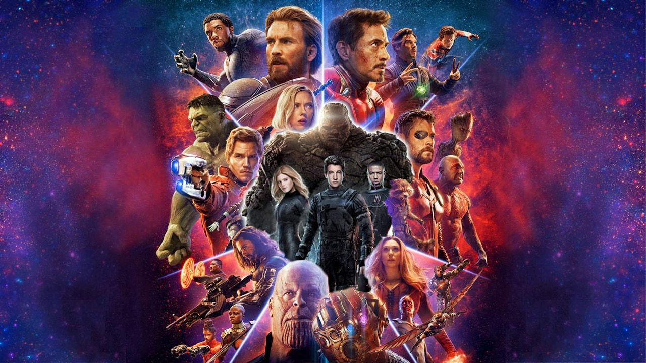 Nächsten Marvel Filme