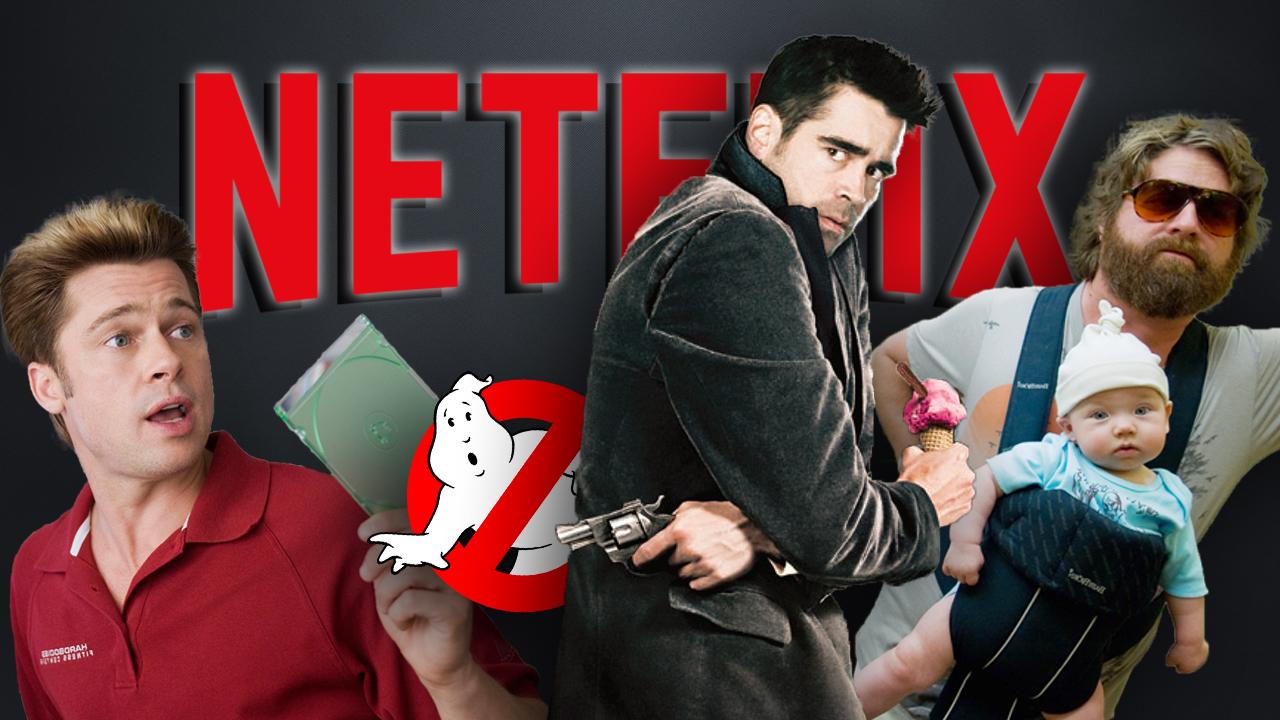 Komödien Netflix