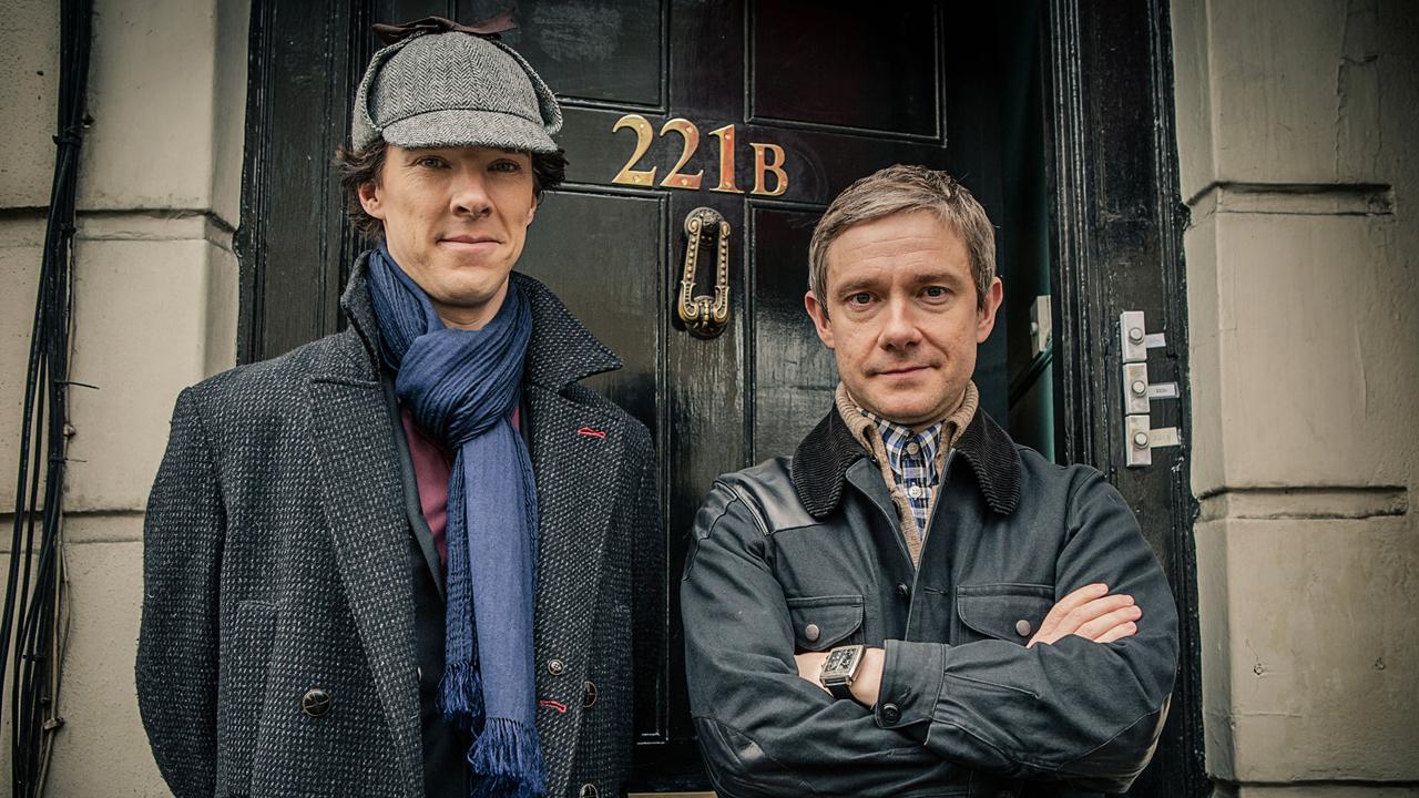 """Kommt eine 5. Staffel """"Sherlock""""? Martin Freeman äußert sich zur Zukunft der Serie"""