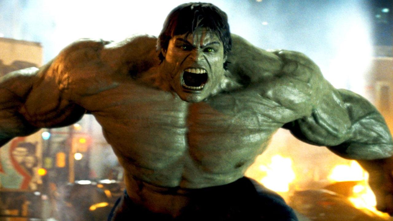 Der Unglaubliche Hulk Kinox