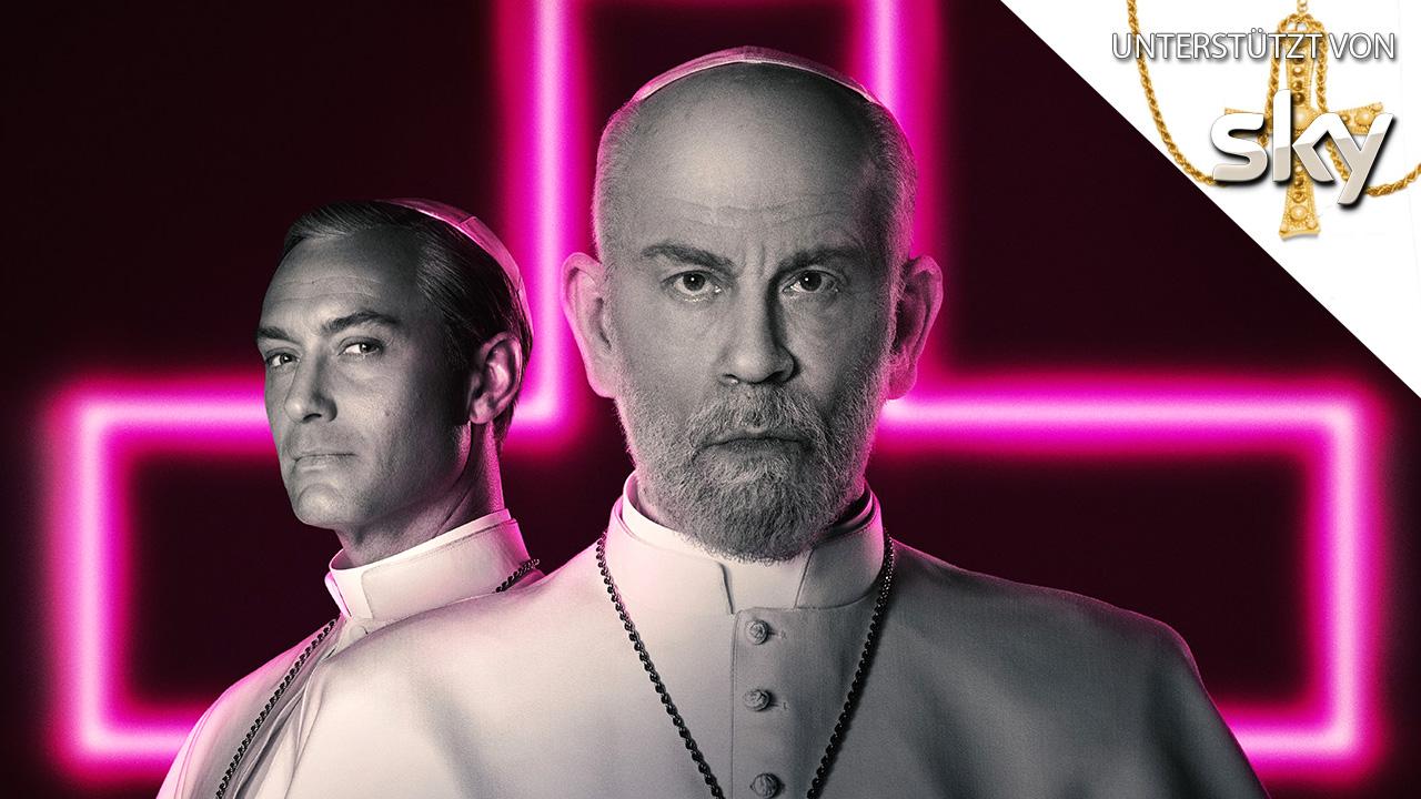 "Kein echter Vatikan in ""The New Pope"": So aufwendig wurde die Sky-Serie umgesetzt"