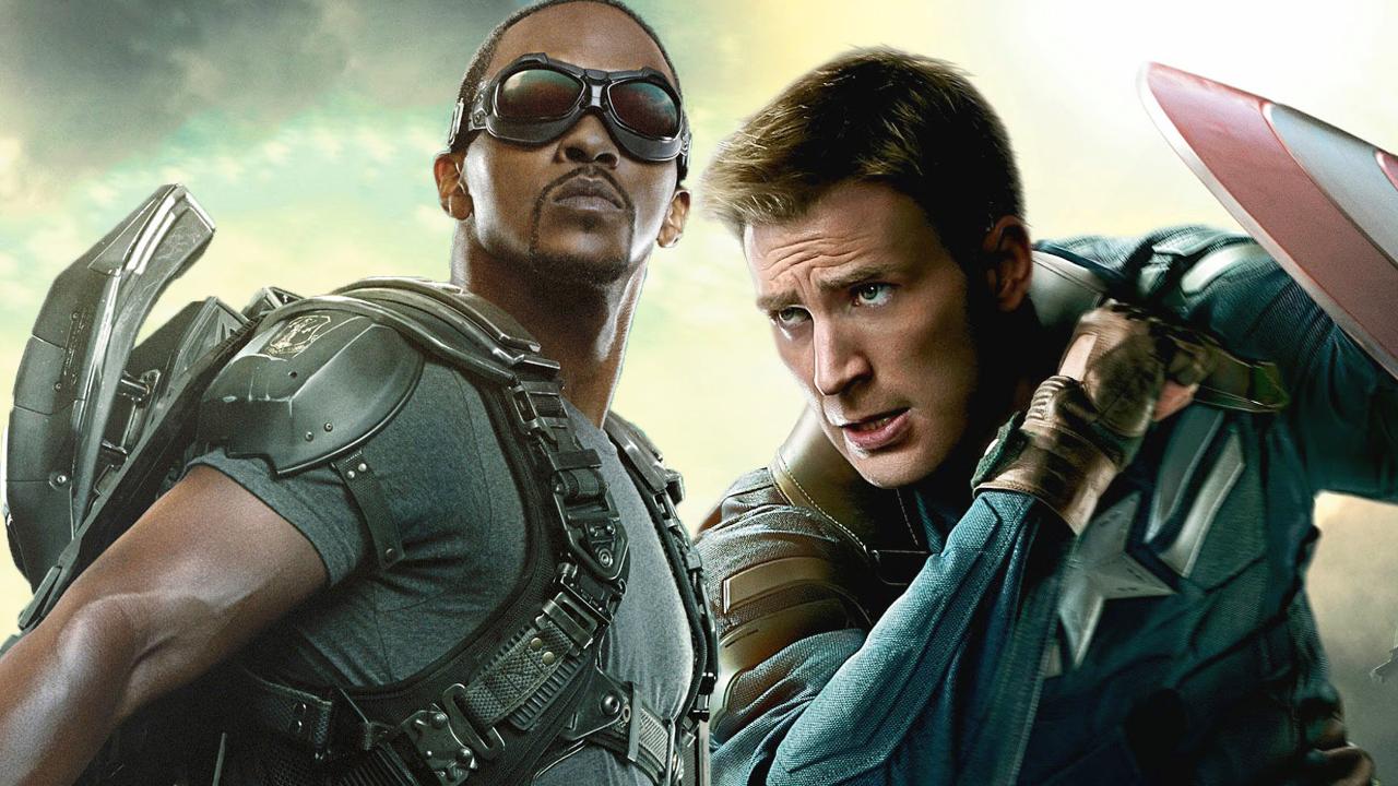 """3x (!) Captain America: Ist das die Handlung von """"Falcon & Winter Soldier""""?"""