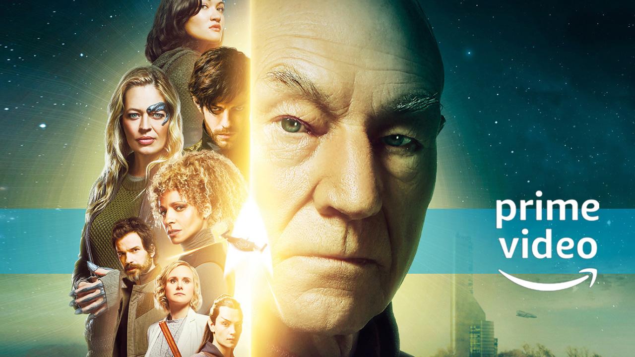 """Zwei weitere Rückkehrer in """"Star Trek: Picard"""" – aber neue Darsteller!"""