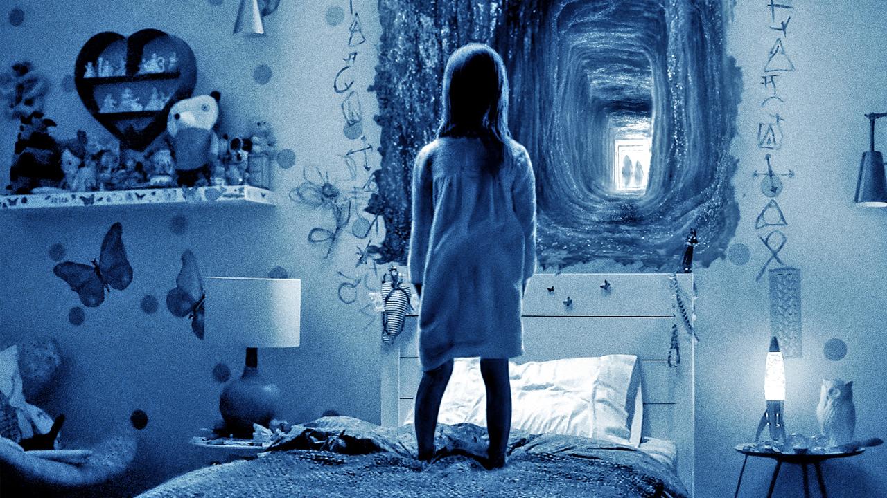 Paranormal Activity Kino