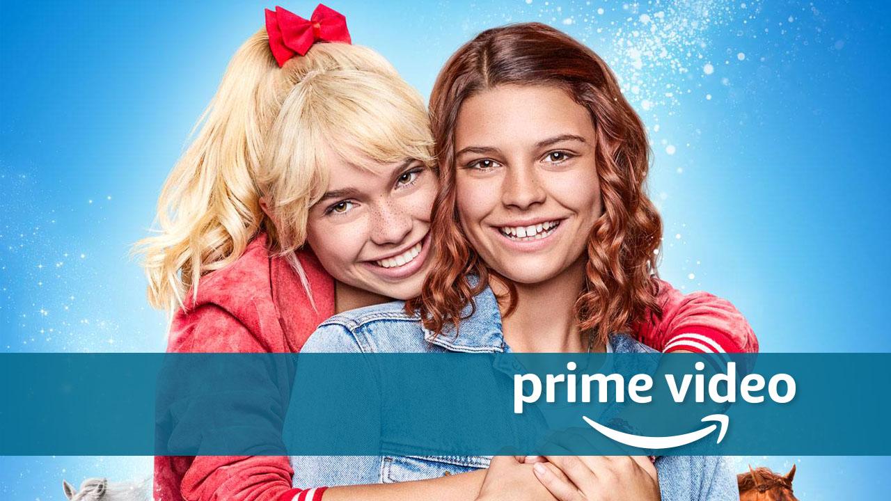 """Brandneu und für alle Amazon-Kunden 3 Tage kostenlos! Die """"Bibi & Tina""""-Realserie - ab heute zum Streamen"""