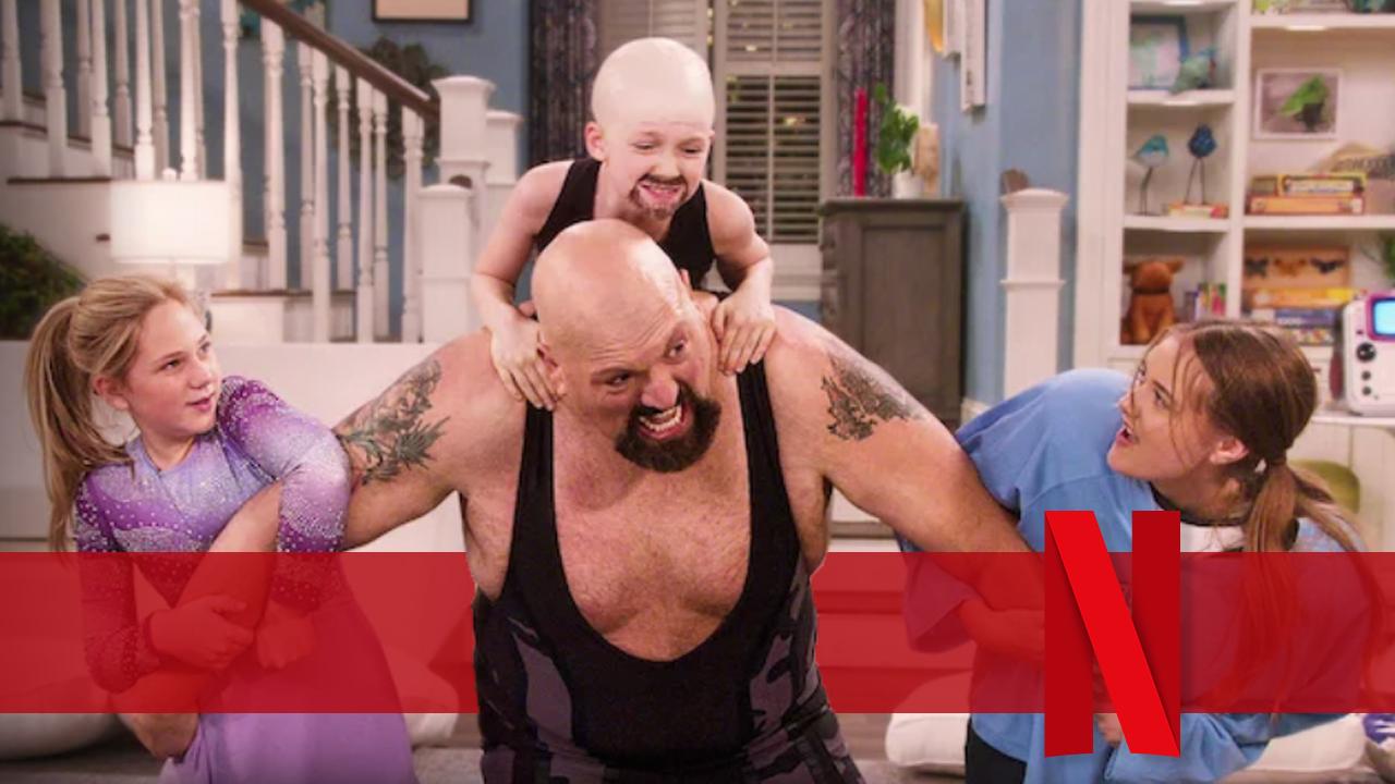 """Steve Urkel und die WWE auf Netflix: Trailer zur Sitcom """"The Big Show Show"""""""