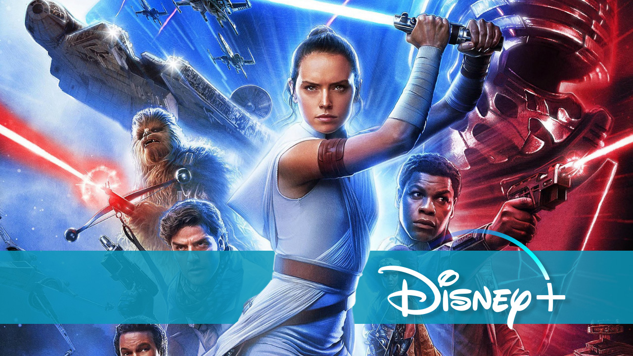 Disney+ Star Wars 9