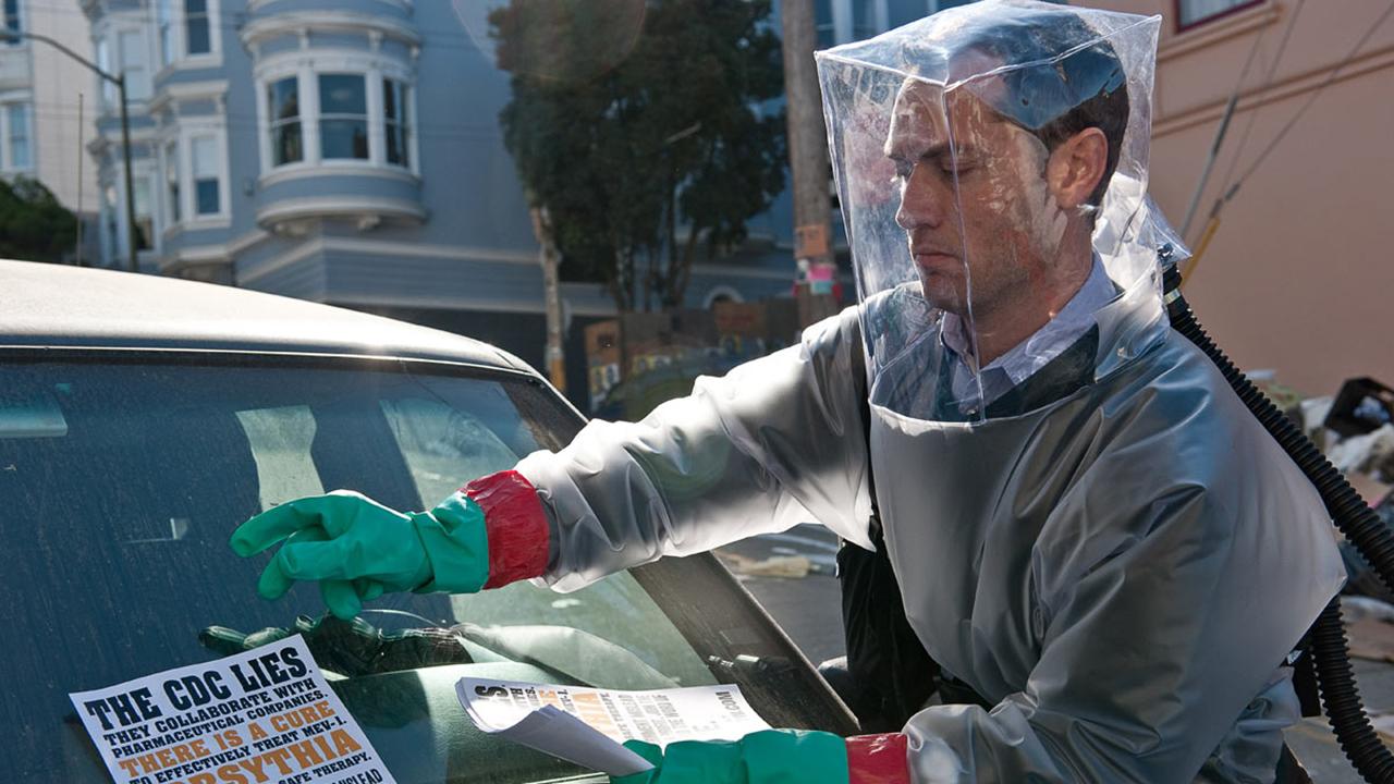 """Sollte Corona verhindern: Darum ist """"Contagion"""" nicht nur ein großartiger Pandemie-Thriller"""