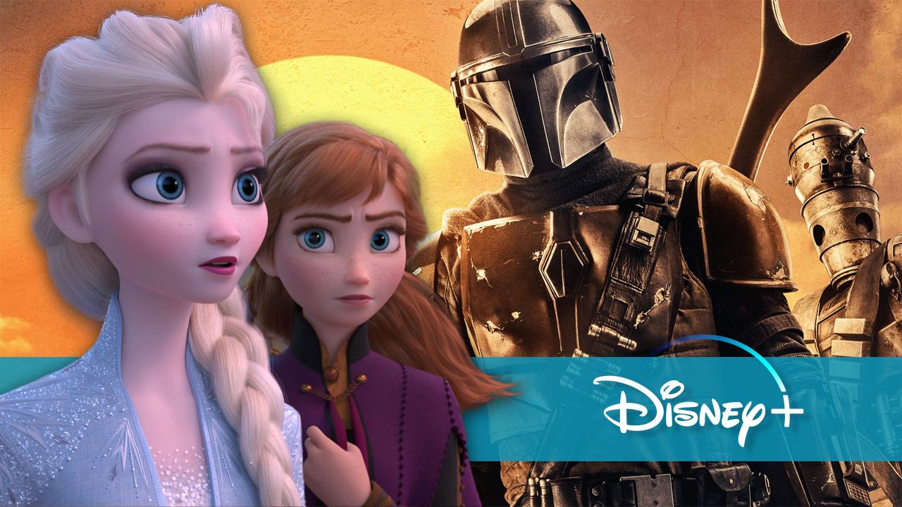"""""""The Mandalorian""""? """"Die Eiskönigin 2""""? Nein – darum lohnt sich Disney+ wirklich!"""
