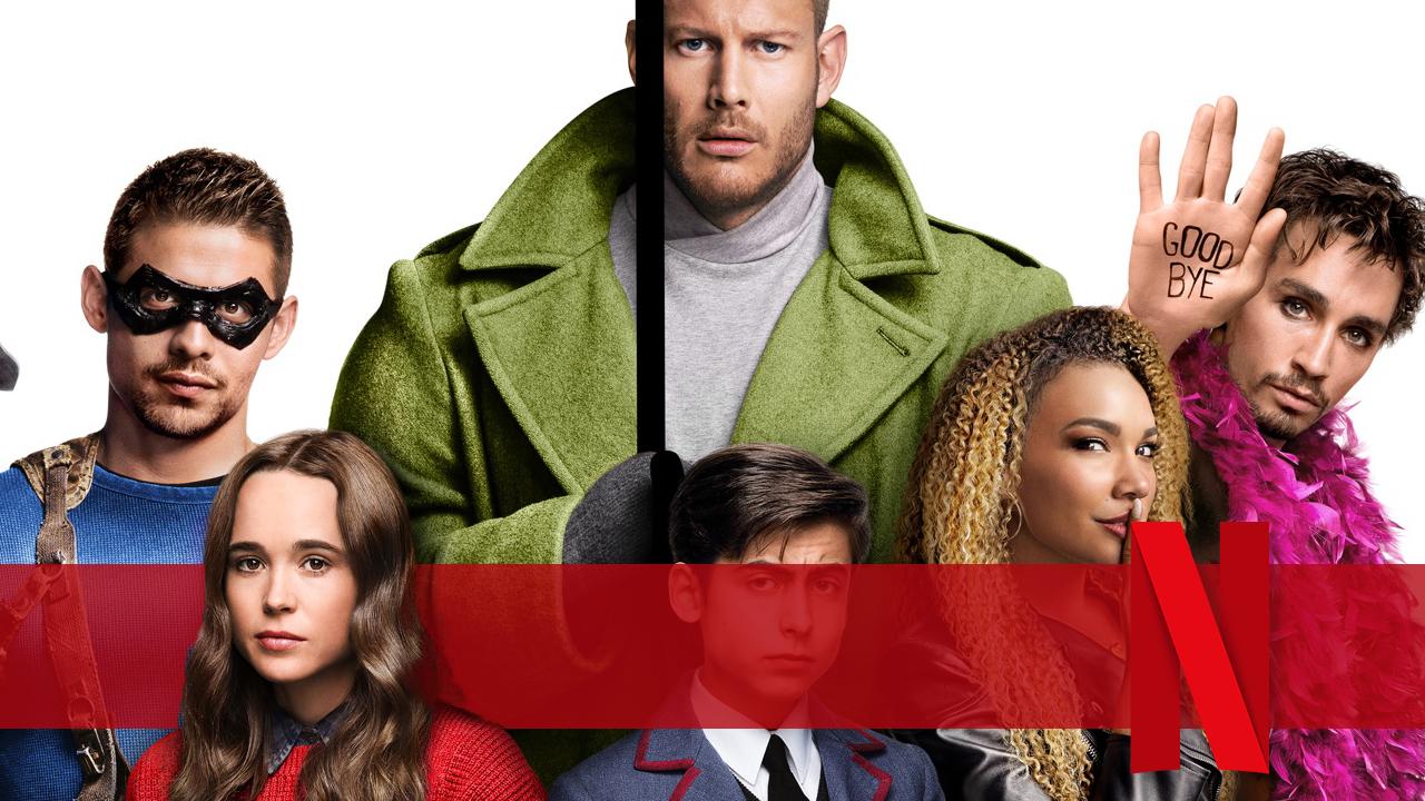"""Trailer verspricht irre 2. Staffel """"The Umbrella Academy"""" auf Netflix"""