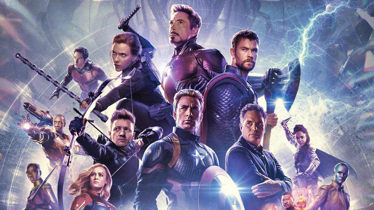 Alle Avengers Helden