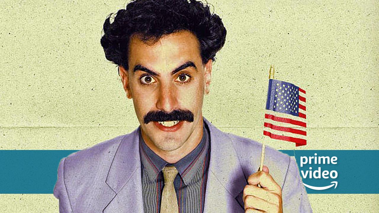 `Borat 2` kommt schon bald zu Amazon Prime...