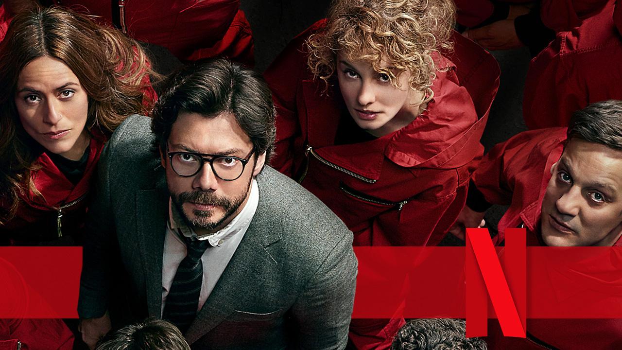 """Netflix ordert Nachschub für """"Haus des Geldes""""- und """"Elité""""-Fans: Diese Serien müsst ihr euch vormerken!"""