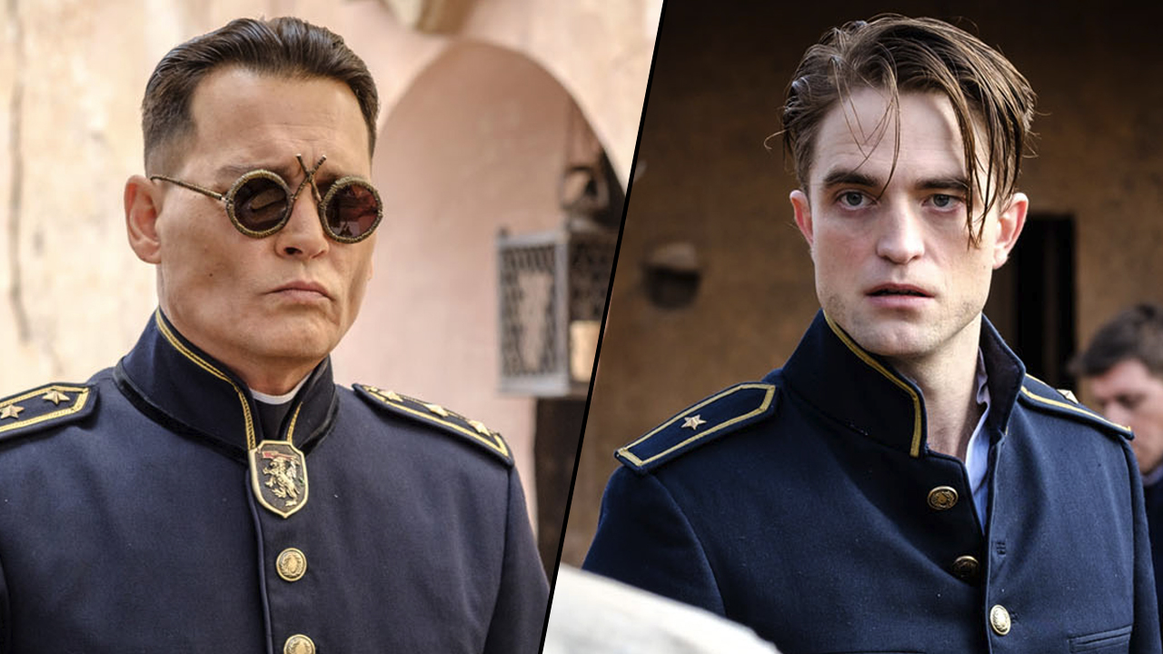"Johnny Depp und Robert Pattinson sind der pure Wahnsinn: Deutscher Trailer zu ""Waiting For The Barbarians"""