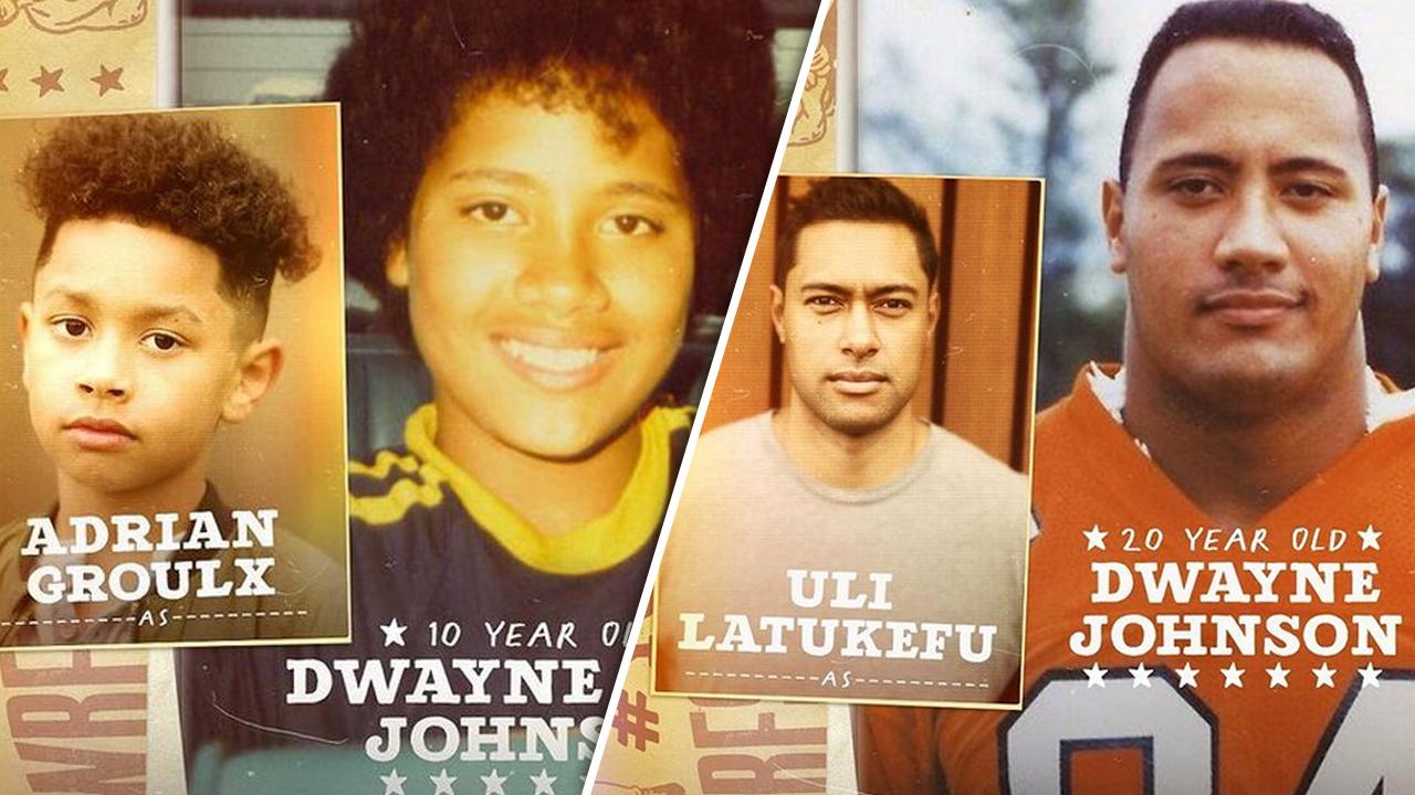 """Neue Sitcom mit und über Dwayne Johnson: Die ersten Setbilder von """"Young Rock"""" sind da"""