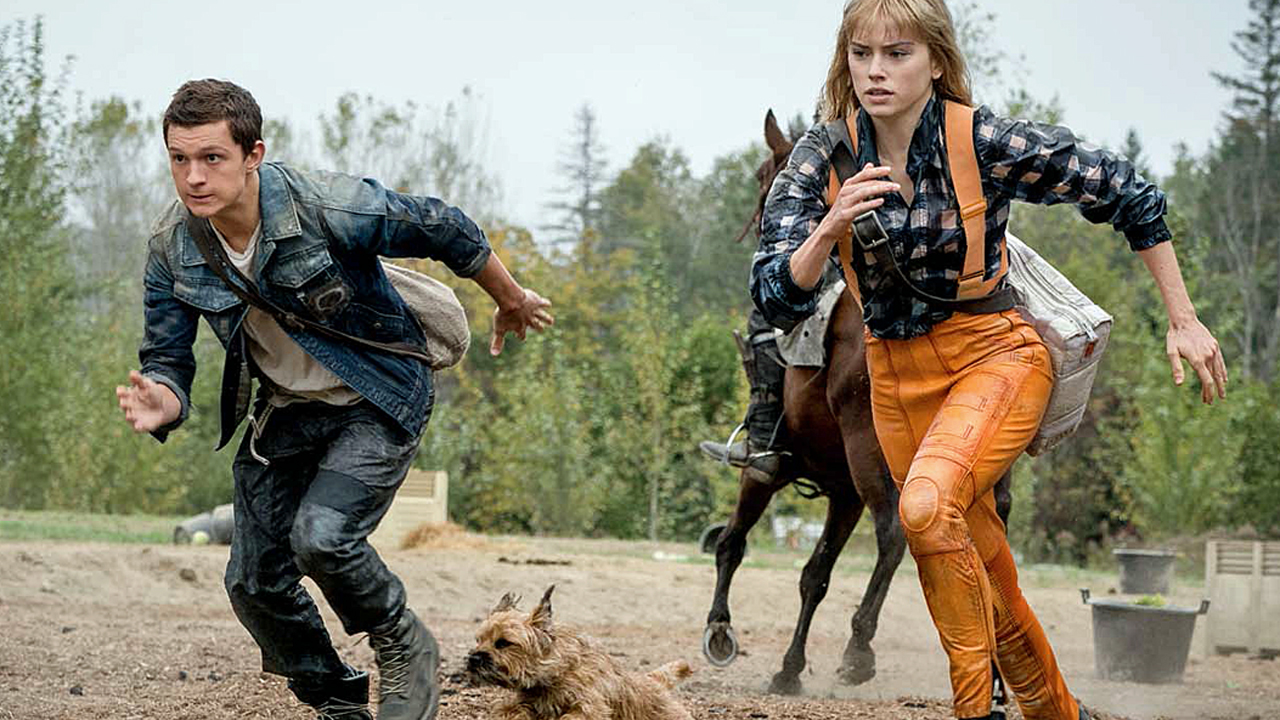 """""""Chaos Walking"""": Im deutschen Sci-Fi-Trailer kann Daisy Ridley die Gedanken von """"Marvel""""-Star Tom Holland hören"""