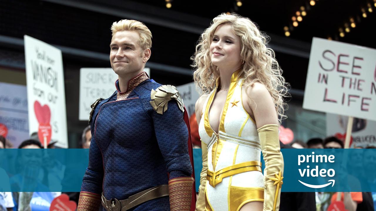 """Superhelden-Sex-Orgie auf Amazon Prime Video: In der 3. Staffel """"The Boys""""-Folge kommt's zum """"Herogasm"""""""