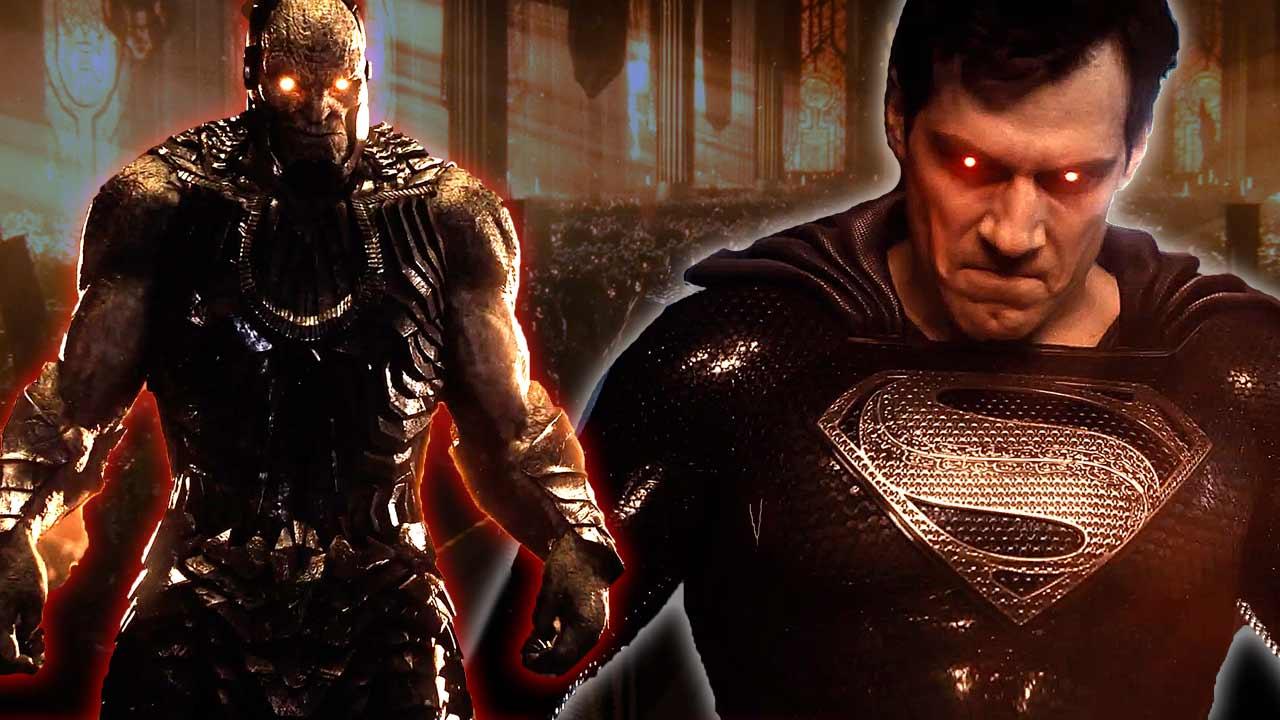 Böser Superman im Trailer zu