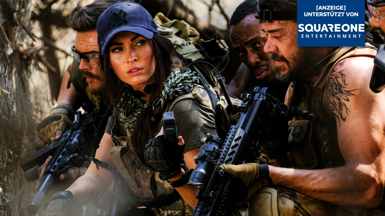 """Zum Videostart von """"Rogue Hunter"""" mit Megan Fox: Die Top 10 der Badass-Action-Heldinnen [Anzeige]"""