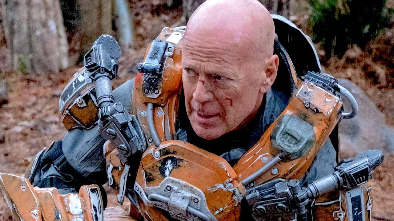 Neu im Heimkino: Sci-Fi-Action mit Bruce Willis & ein Uncut-Marvel-Reißer, der lange auf dem Index stand
