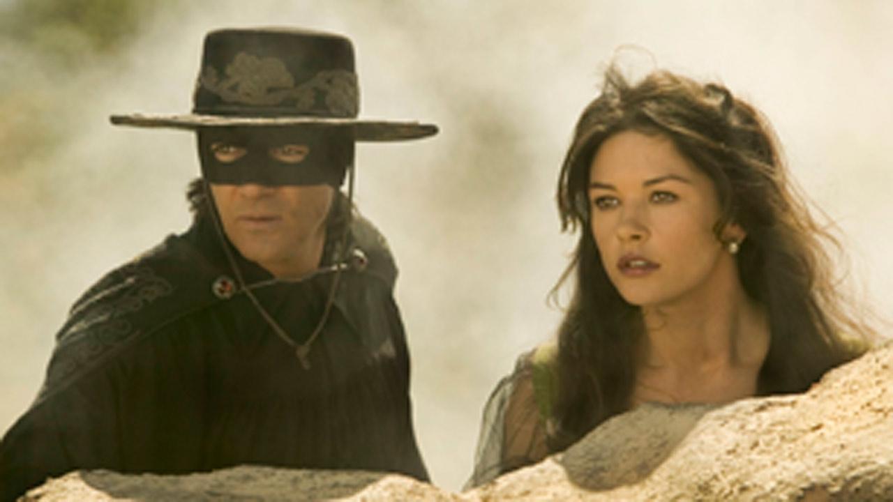 Legende Des Zorro