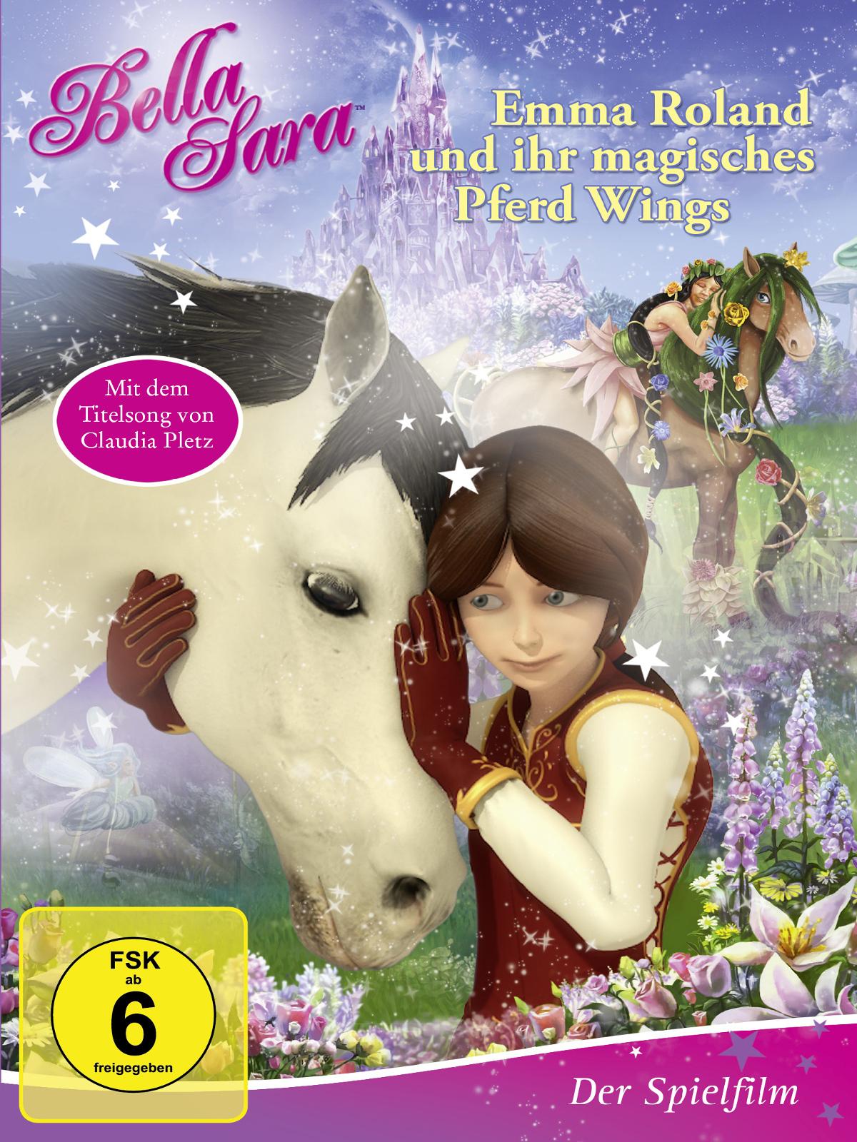 bella sara  emma roland und ihr magisches pferd wings