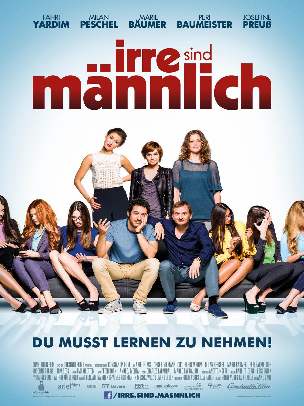Deutsche Komödien 2014