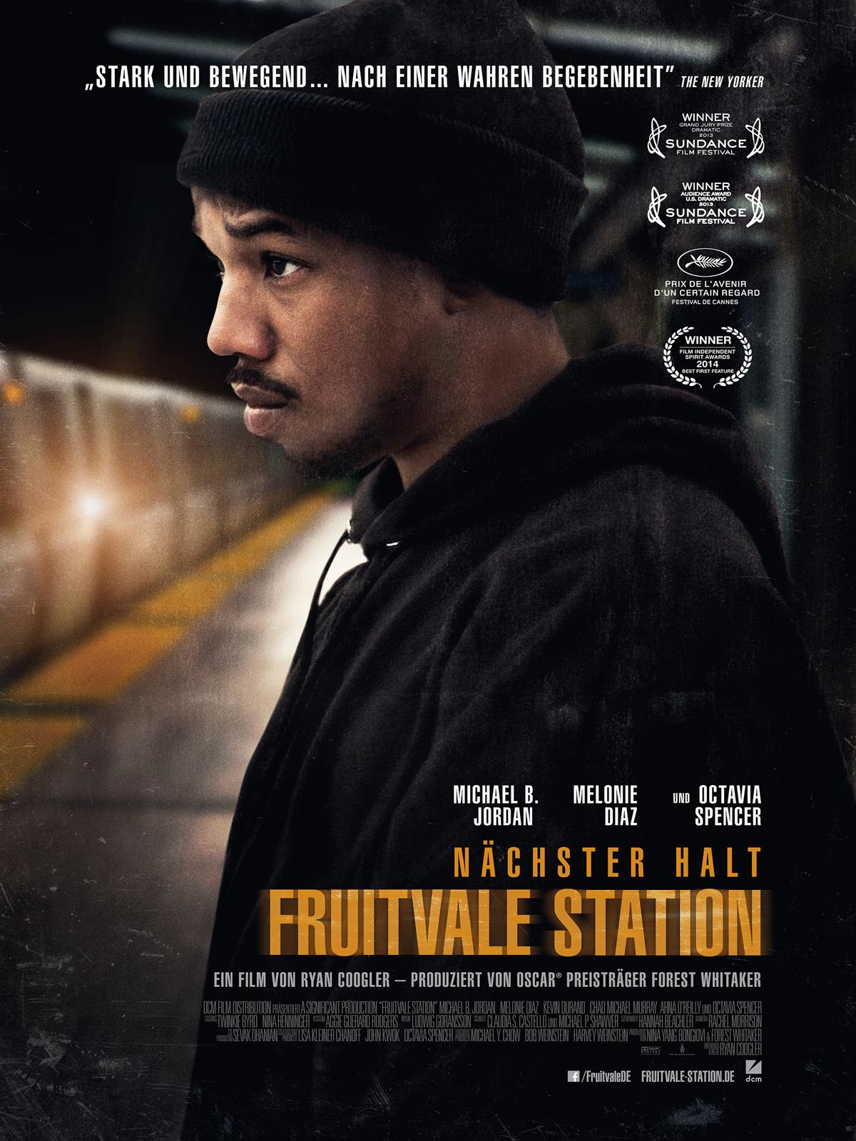 სადგური «ფრუტვეილი» (ქართულად) - Fruitvale Station / Станция 'Фрутвейл' (2013)