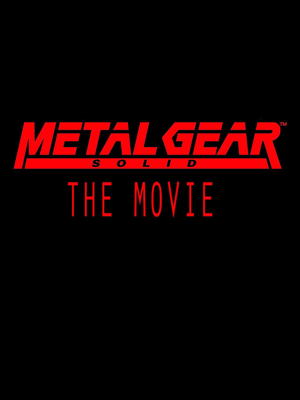 Metal Gear Solid Schauspieler Regie Produktion Filme