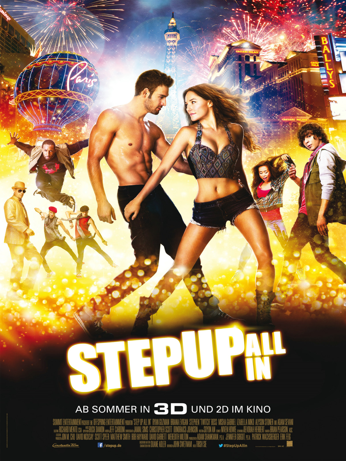Step Up: All In Besetzung