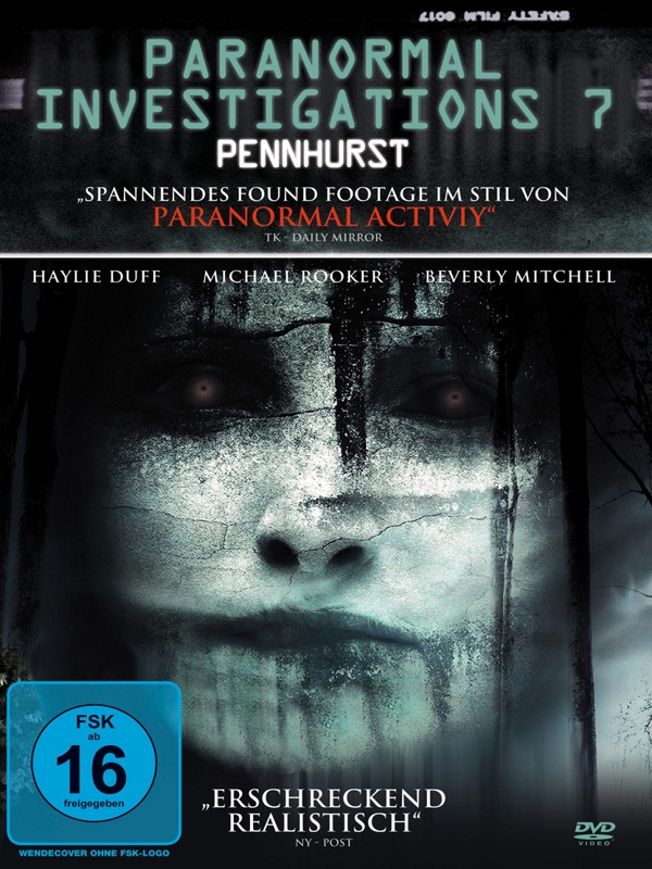 Paranormal Investigations 11